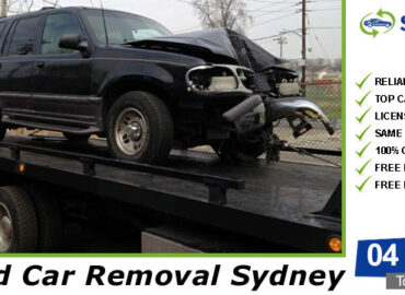 Damaged Car Removal Sydney
