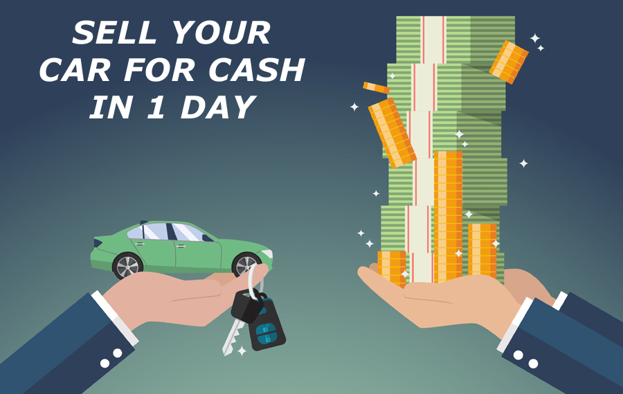Sell Your Car for Cash