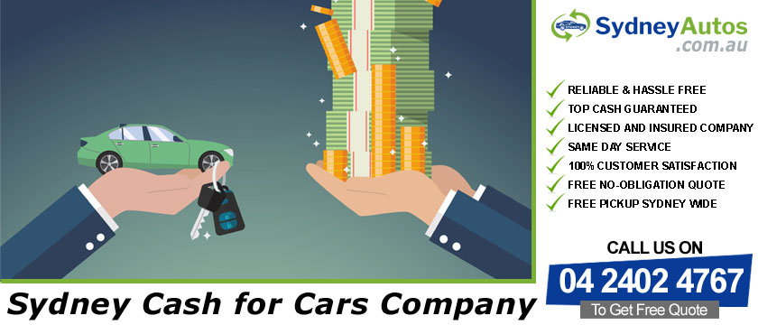 Sydney Cash for Cars