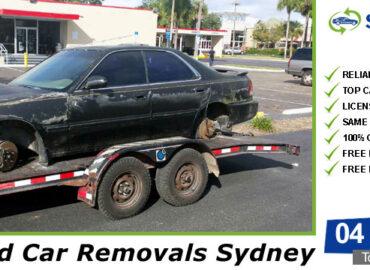Unwanted Car Removals Sydney